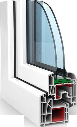 Okna Morávek
